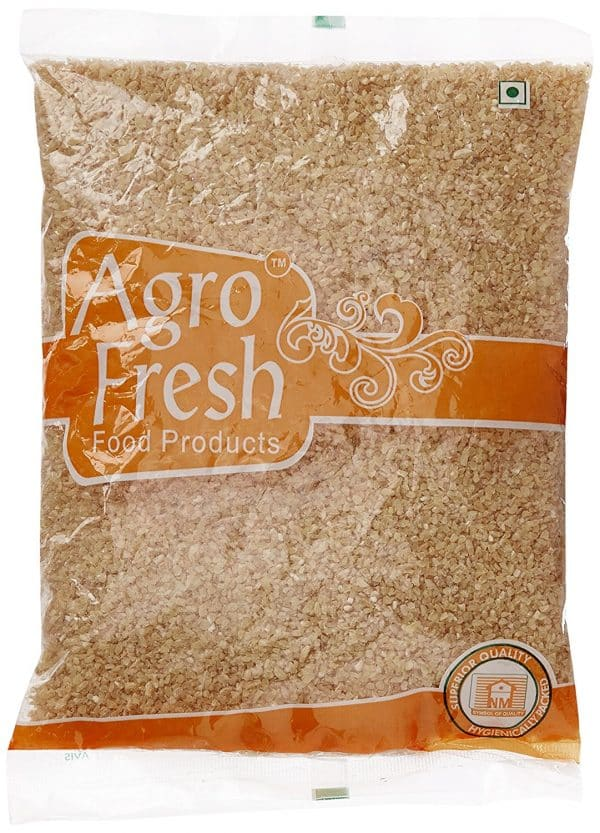 Agro  Broken Wheat Daliya - After the wheat is prepare by milling whole wheat kernels, they are clean and husk. This is a treat for people.
