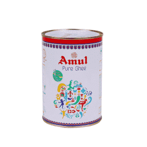 With decades of experience, Amul Ghee has fulfilled every kitchen's need in India with its amazing ethnic product quality.