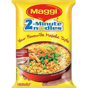 Made out of choicest roasted spices and quality ingredients through world class noodles technology, MAGGI brings to you goodness that you can always trust!