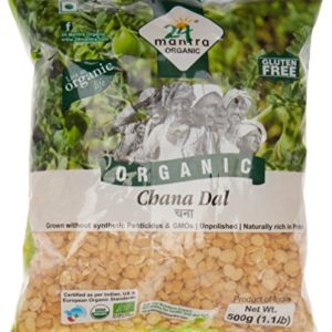 24 Mantra Organic Chana Dal 500gm
